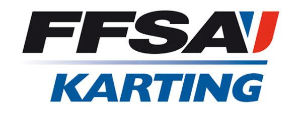 Logo FFSA Karting