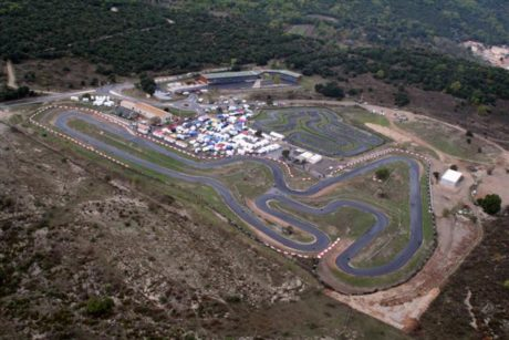 circuit karting ganges-brissac kartix-parc
