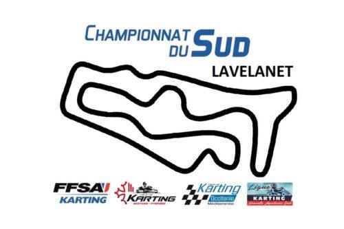 CHAMPIONNAT DU SUD KARTING - LAVELANET