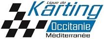 Logo Ligue Karting Occitanie Méditerranée
