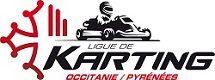 Logo Ligue Karting Occitanie Pyrénées