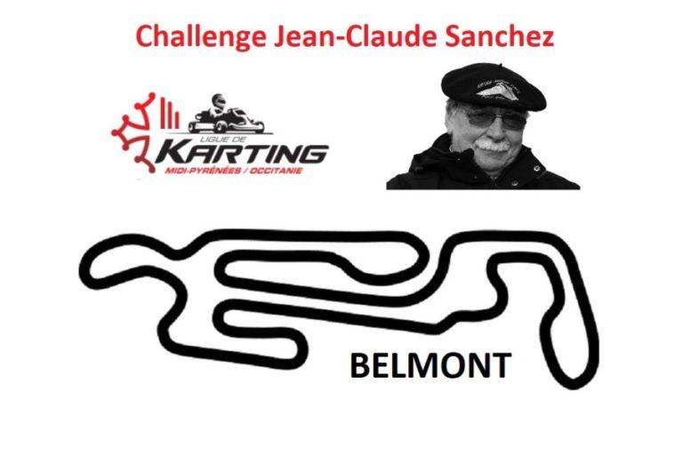 CHALLENGE JEAN CLAUDE SANCHEZ BELMONT