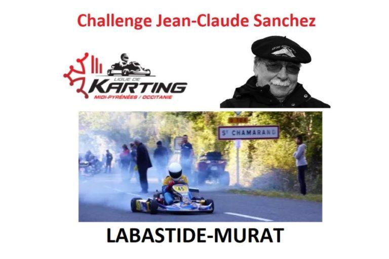 CHALLENGE JEAN CLAUDE SANCHEZ LABASTIDE-MURAT