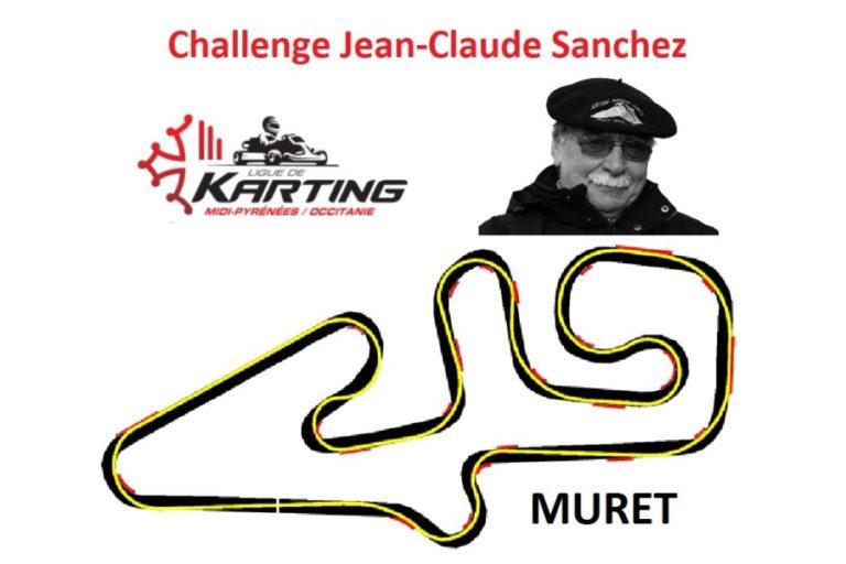 CHALLENGE JEAN CLAUDE SANCHEZ MURET