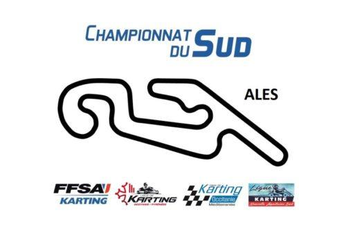CHAMPIONNAT DU SUD KARTING - ALES