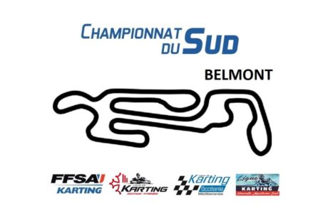 CHAMPIONNAT DU SUD KARTING - BELMONT