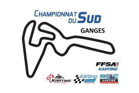 CHAMPIONNAT DU SUD KARTING - GANGES