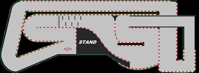 Plan du circuit