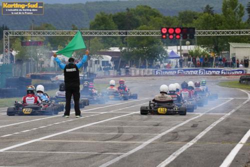 Championnat du SUD 2021 Aigues-Vives (En piste)