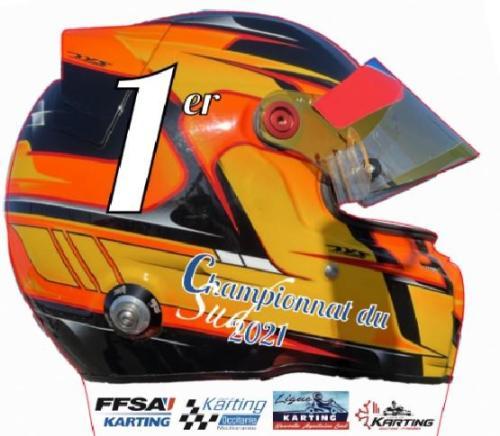 Championnat du SUD 2021 Aigues-Vives (Les podiums)