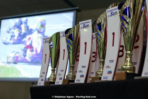 Remise des prix Championnat et Ligues