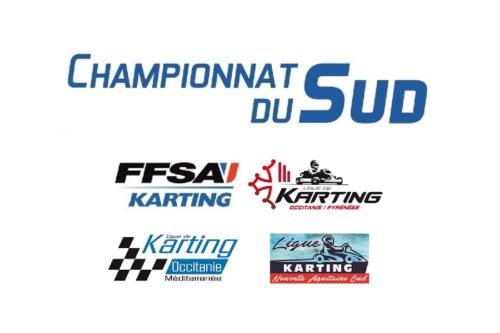 Les Circuits du Championnat du Sud 2019
