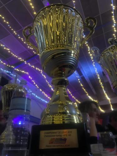 Remise prix Ligue OCCITANIE PYRÉNÉES 2018